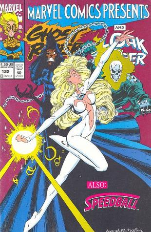 Marvel Comics Presents: Ghost Rider and Cloak & Dagger #122