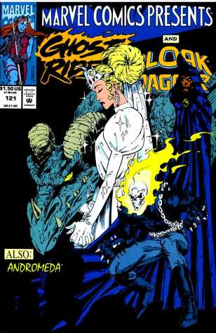 Marvel Comics Presents: Ghost Rider and Cloak & Dagger #121