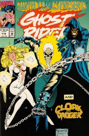 Marvel Comics Presents: Ghost Rider and Cloak & Dagger #119