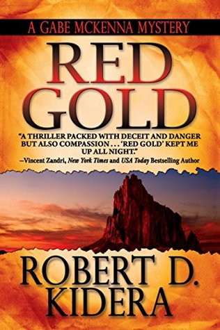 Red Gold (Gabe McKenna Mystery #1)