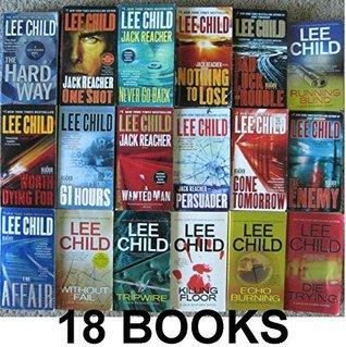 Jack Reacher Series Complete Set Books 1 18 1 Killing