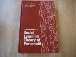 Applications of a social learning theory of personality