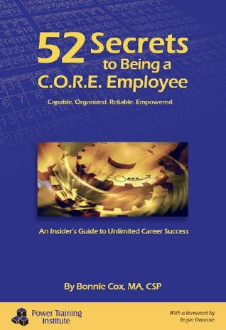 52 Secrets to Being a CORE Employee