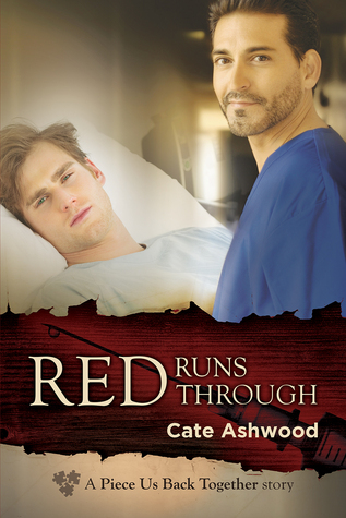 Red Runs Through by Cate Ashwood