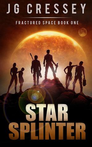 Star Splinter (Fractured Space #1)