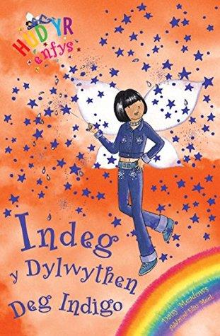 Hud yr Enfys: Indeg y Dylwythen Deg Indigo