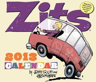 Zits 2013 Day-to-Day Calendar
