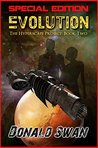 Evolution (Special Bonus Edition) (The Hyperscape Project Book 2)