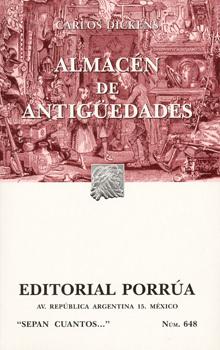 Almacén de Antigüedades (Sepan Cuantos, #648)