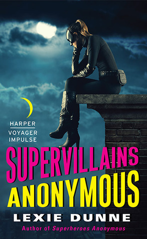 Supervillains Anonymous (Superheroes Ano...