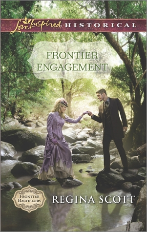 Frontier Engagement (Frontier Bachelors, #3)