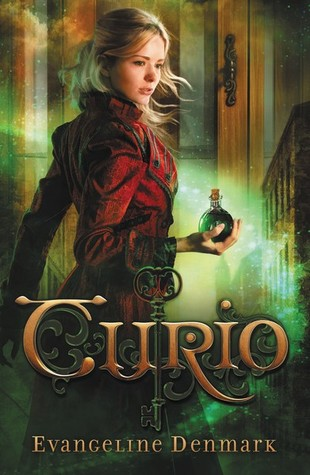 Curio (Curio #1)
