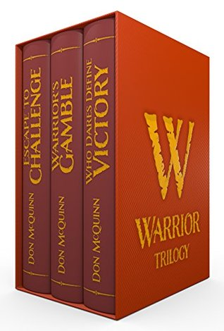 Warrior: The Moondark Saga, Books 1-3 (The Moondark Saga Boxed Sets)