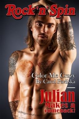 Color Me Crazy by Carol Pavliska
