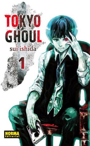 Tokyo Ghoul, Volumen 1 by Sui Ishida