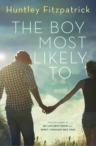 The Boy Most Likely To by Huntley Fitzpatrick thumbnail