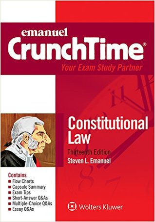 CrunchTime: Constitutional Law