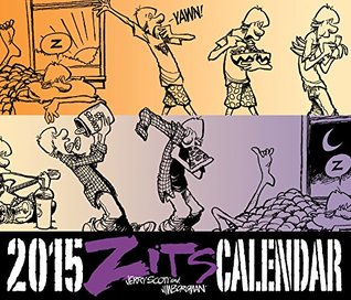 Zits 2015 Day-to-Day Calendar