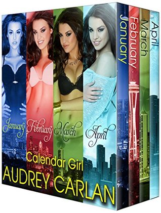 Calendar Girl Anthology By Audrey Carlan