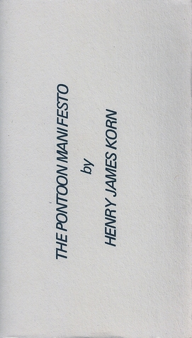 The Pontoon Manifesto