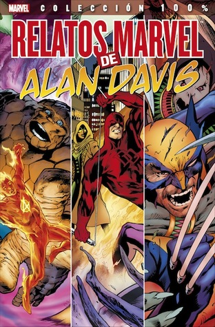 Relatos Marvel de Alan Davis