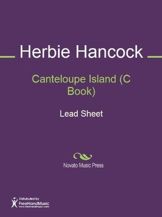 Canteloupe Island (C Book) Sheet Music (Lead Sheet)