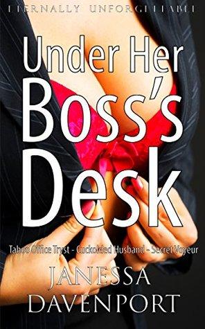 Under Her Boss's Desk