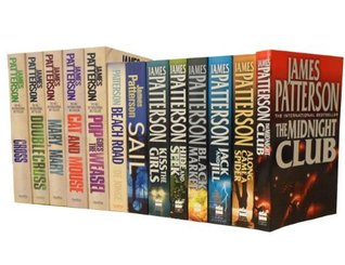 James Patterson Alex Cross Collection 13 Books Set Pack