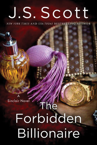 The Forbidden Billionaire (The Sinclairs, #2)