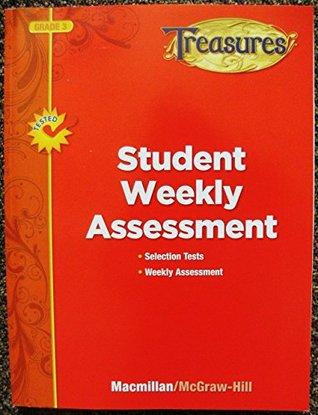 Treasures (Grade 3): Student Weekly Assessment