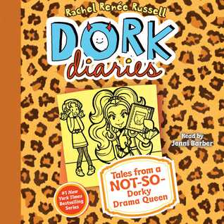 Tales from a Not-So-Dorky Drama Queen (Dork Diaries, #9)