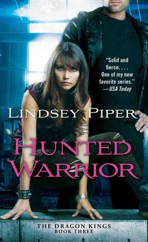 Hunted Warrior(Dragon Kings 3)