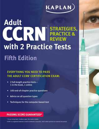 Adult CCRN Strategies, Practice, and Review with 2 Practice Tests