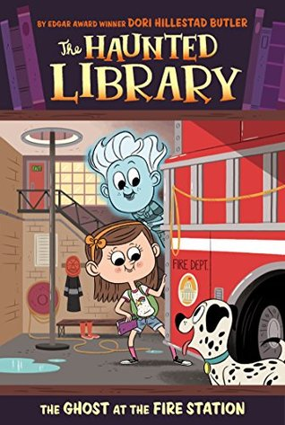 The ghost at the fire station by dori hillestad butler 24875966 fandeluxe Images