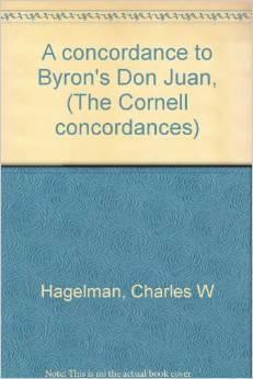 "Concordance to Byron's ""Don Juan"""