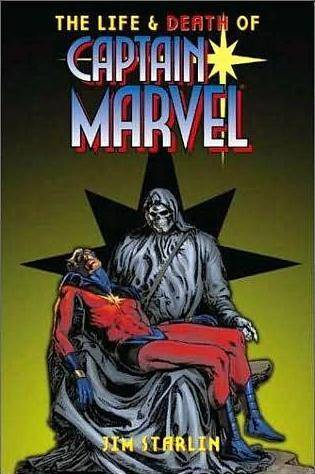 The Life and Death of Captain Marvel