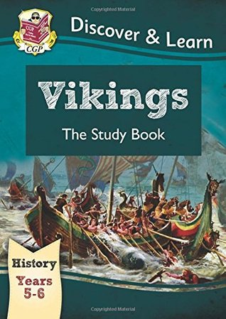 KS2 Discover & Learn: History - Vikings Study Book, Year 5 & 6