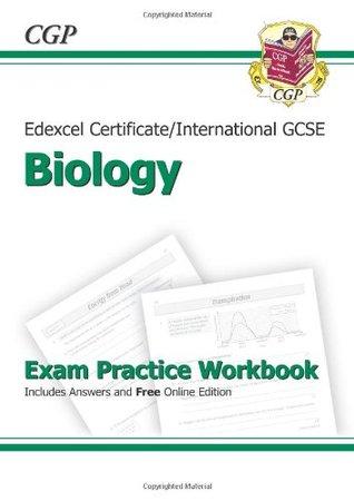 Edexcel Certificate/International GCSE Biology Exam Practice Workbook
