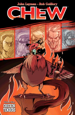 Chew, Vol. 9: Chicken Tenders