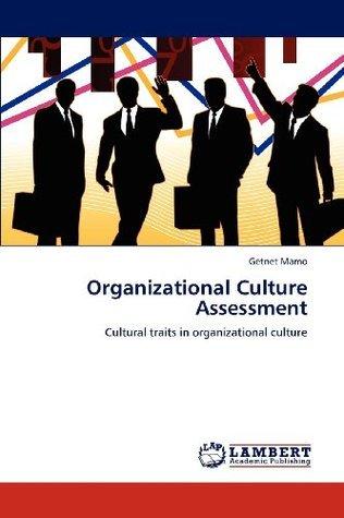 Organizational Culture Assessment