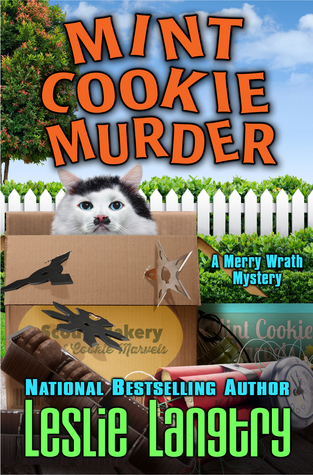Descargar Mint cookie murder epub gratis online Leslie Langtry