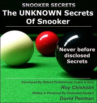 The Unknown Secrets Of Snooker - The Approach-Line Potting System Plus (eBook + Video)