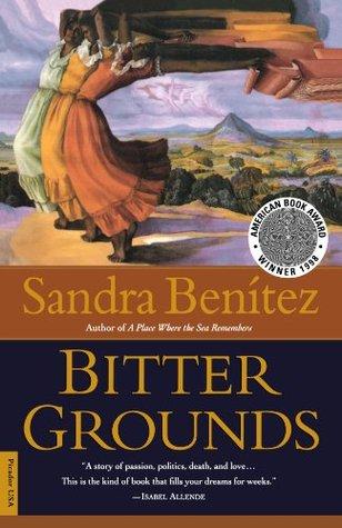 Bitter Grounds by Sandra Benítez