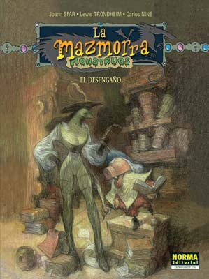 La Mazmorra Monstruos: El desengaño (Colección Extra Color #216: La Mazmorra Nivel -85)