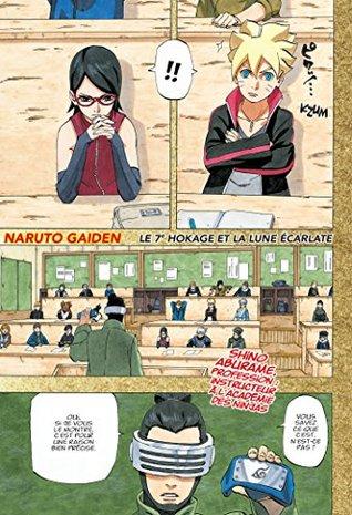 Naruto Gaiden - Chapitre 1: Sarada Uchiwa