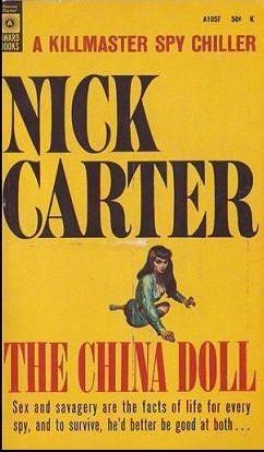 The China Doll (Killmaster, #2)