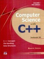 Computer Science With C++ Concepts File Handling Data Structures - Vol. I and II