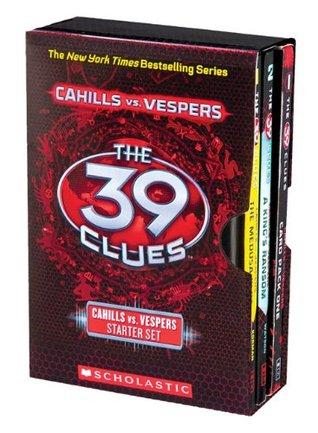 The 39 Clues: Cahills vs. Vespers: Starter Set #1-2