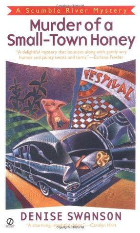 Murder of a Small-Town Honey (A Scumble River Mystery, #1)