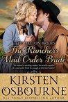 The Rancher's Mail-Order Bride (The Dalton Brides, #2)